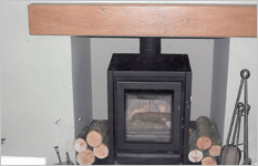 Woodburning Stove installer in Wiltshire